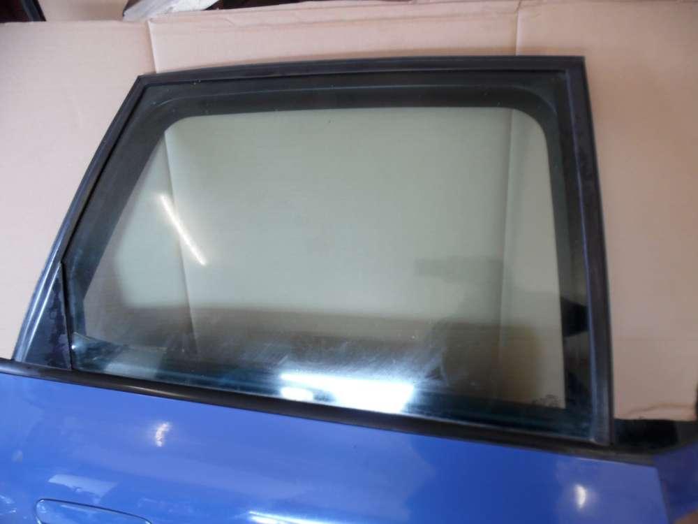 Audi A3 8L Tür Hinten Rechts Blau Farbcod : LY5M