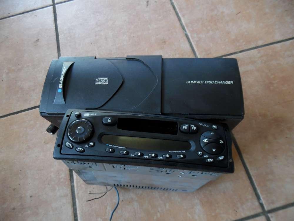 Peugeot 206 Blaupunkt CD Wechsler mit Radio 7607700006