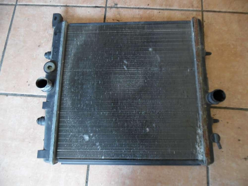 Peugeot 206 Kühler Wasserkühler 9625187080