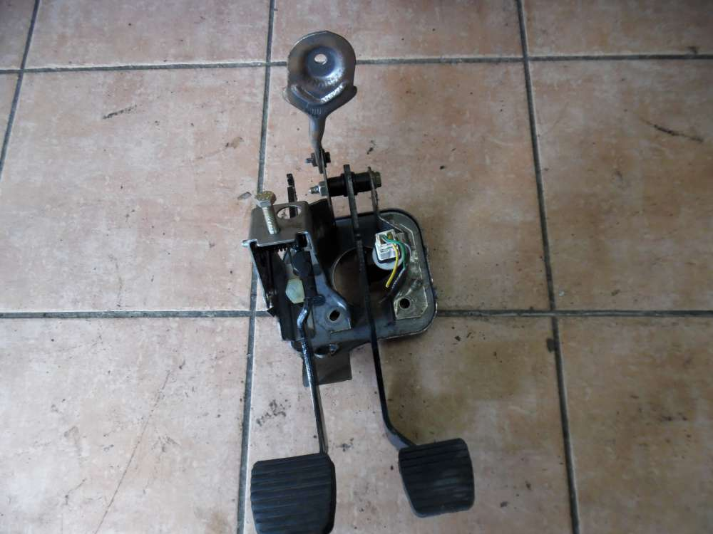Peugeot 206 Kupplungspedal Bremspedal Pedal