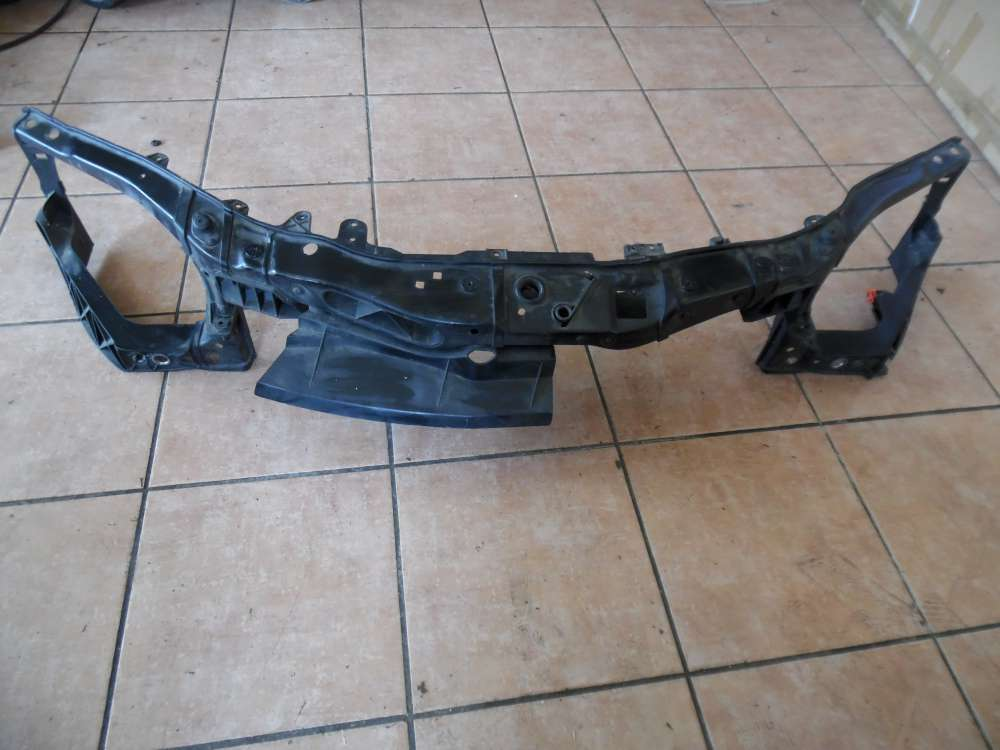Opel Corsa D Frontgerüst Frontmaske Schloßträger