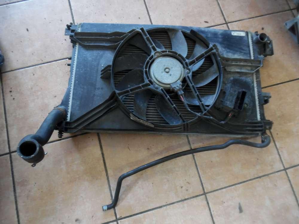 Opel Vectra C Signum Kühlerpaket Wasserkühler Lüftermotor 24410990 24418343