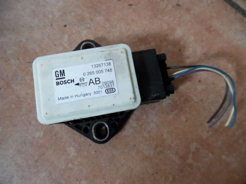 Opel Corsa D ESP Sensor Drehratensensor 13267138 0265005748