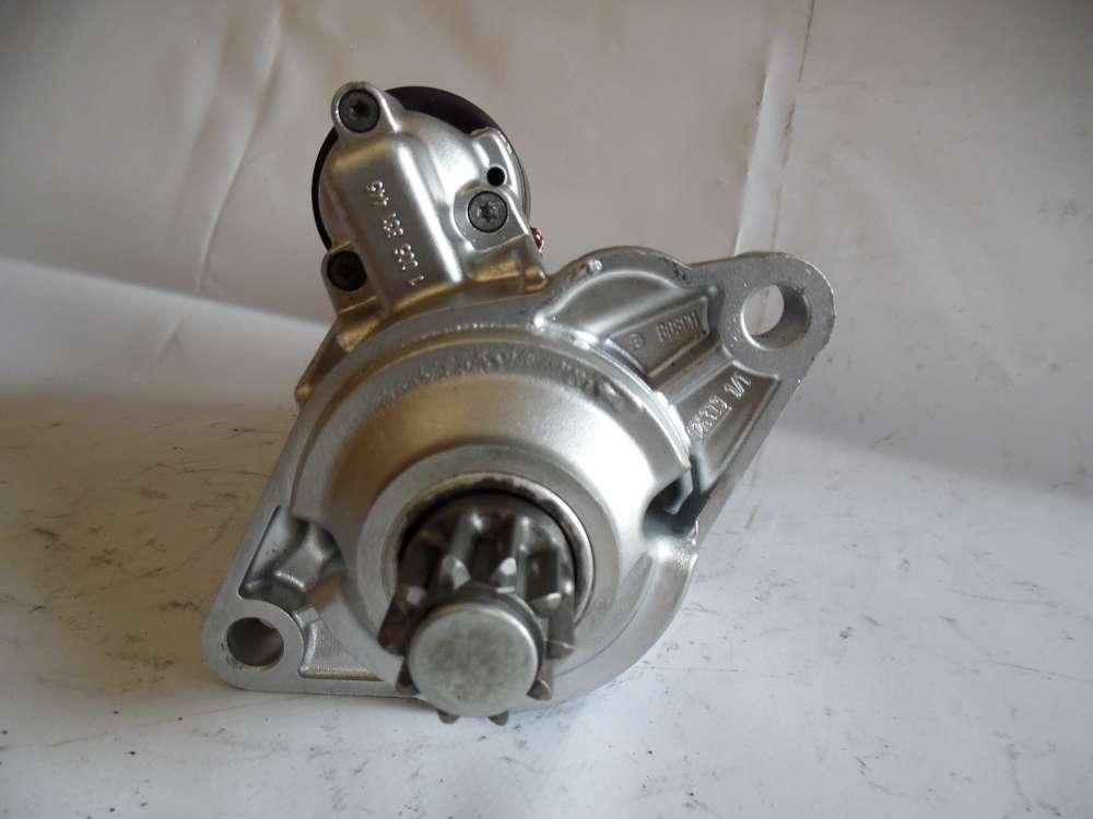 Anlasser Starter VW, Audi, Seat 02E911023 Bosch 0001121412
