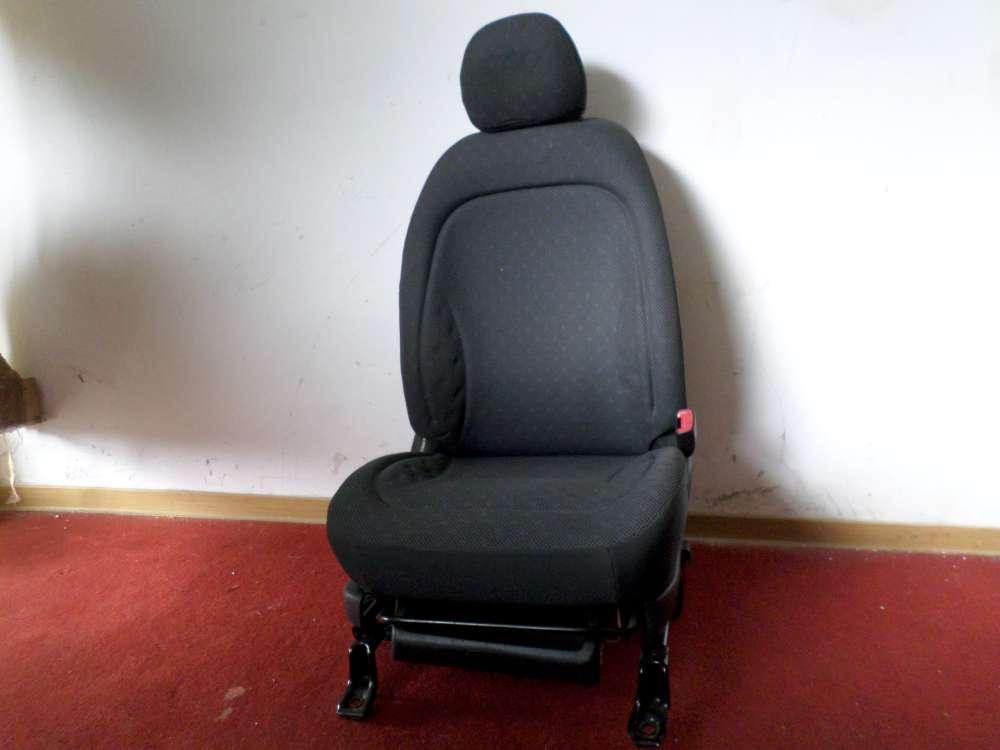 Toyota Yaris Verso Sitz Beifahrersitz Vorne Rechts