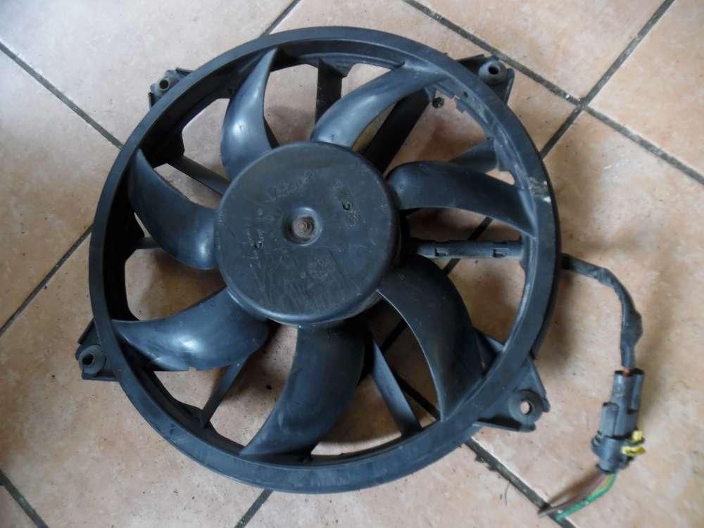 Citroen C4 Elektrolüfter Lüfter Gebläse Ventilator