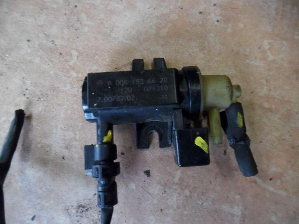 Mercedes A-Klasse W169 Druckwandler Magnetventil A0061536628