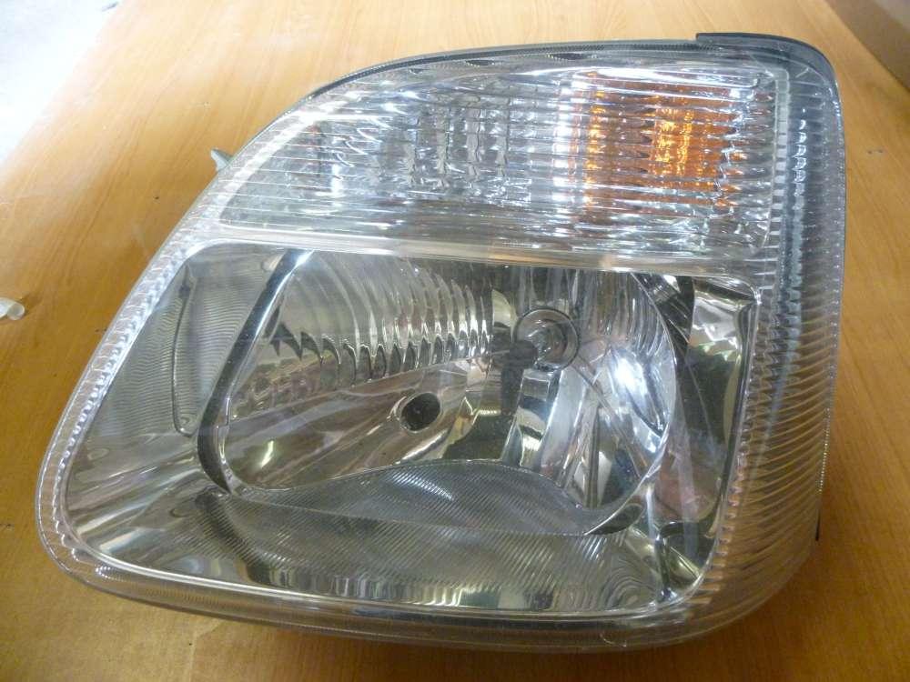 Opel Agila A Scheinwerfer Hauptscheinwerfer Vorne Links 09210935