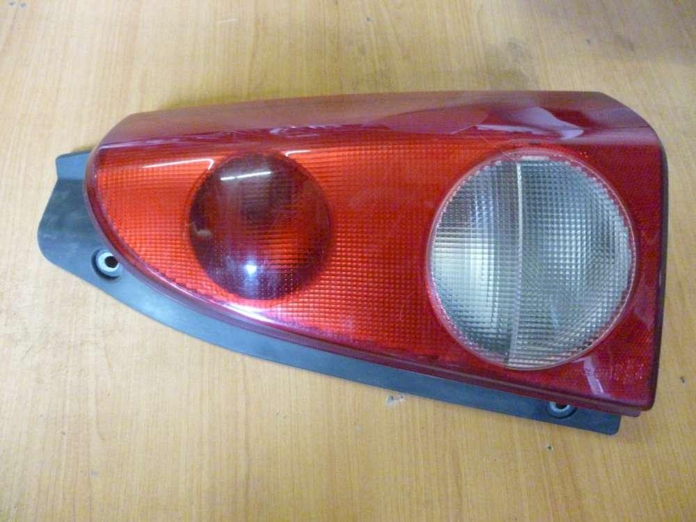 Opel Agila Bj.2004 Rückleuchte Rücklicht Heckleuchte Rechts 09204254