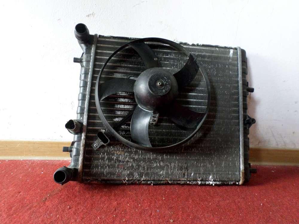 Wasserkühler mit Lüfter Polo 9N, Fabia. 6Q0121201BT