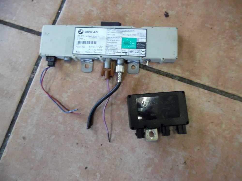 BMW E46 Antennenverstärker Antenne Verstärker 8368209 8380944