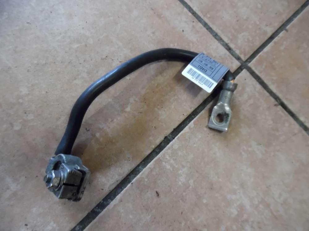 BMW E46 Batteriekabel Minus 8373946