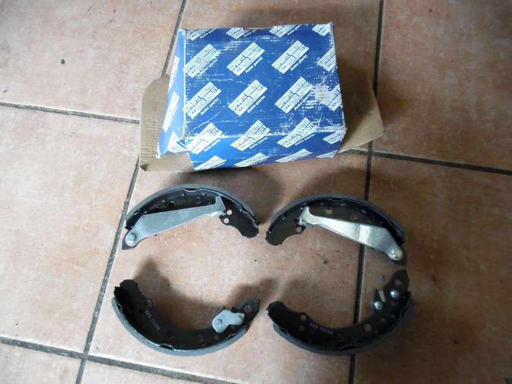 Bremsbackensatz für Bremsanlage Hinten Audi, VW 6U0698525A
