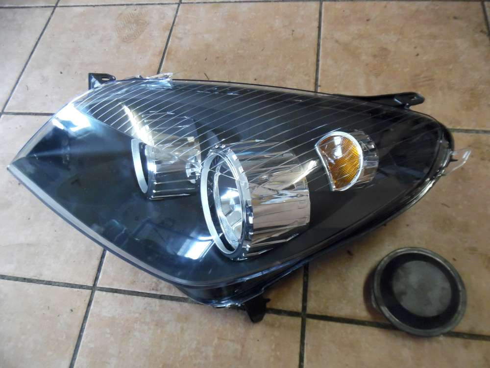 Opel Astra H Hauptscheinwerfer Frontscheinwerfer Links 3745961
