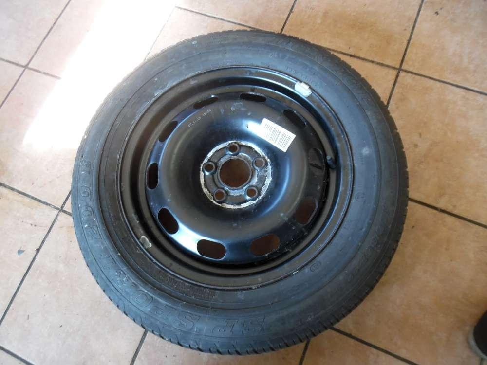Stahlfelge ohne Reifen für VW Golf IV 6JX15 ET38 1J0601027Q