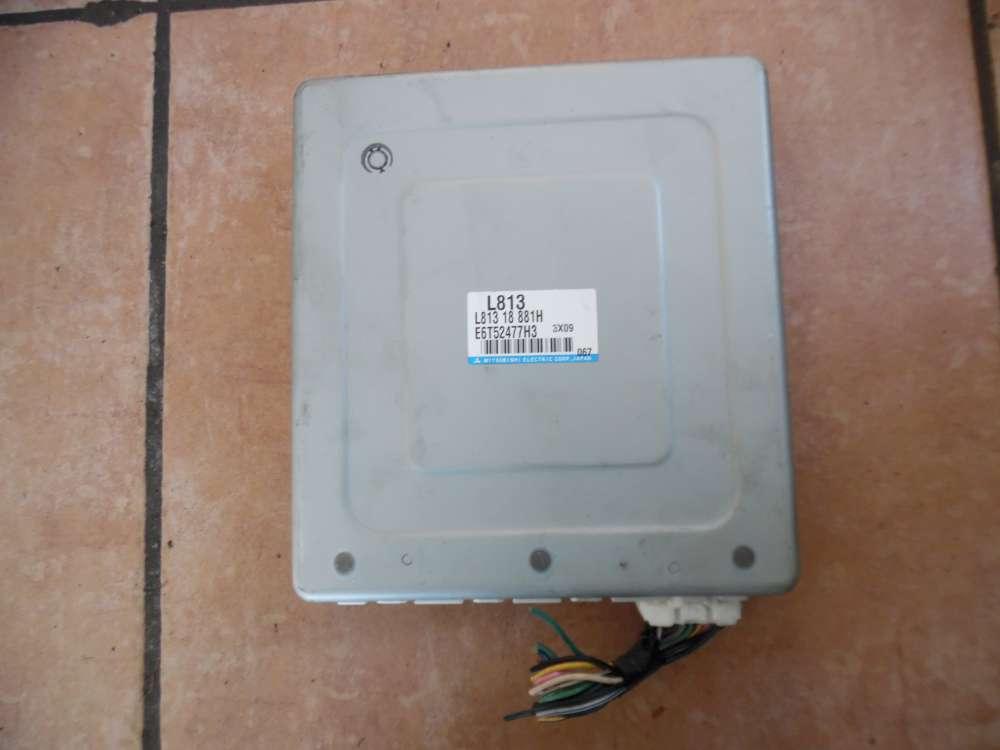 Mazda 6 Motorsteuergerät L81318881H E6T52477H3