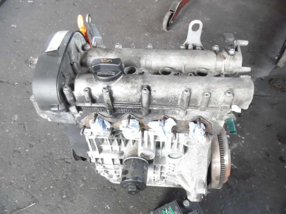 VW Golf IV 1J 1,4L Bj:2000 Motor APE ohne Anbauteile Benzin 036103373