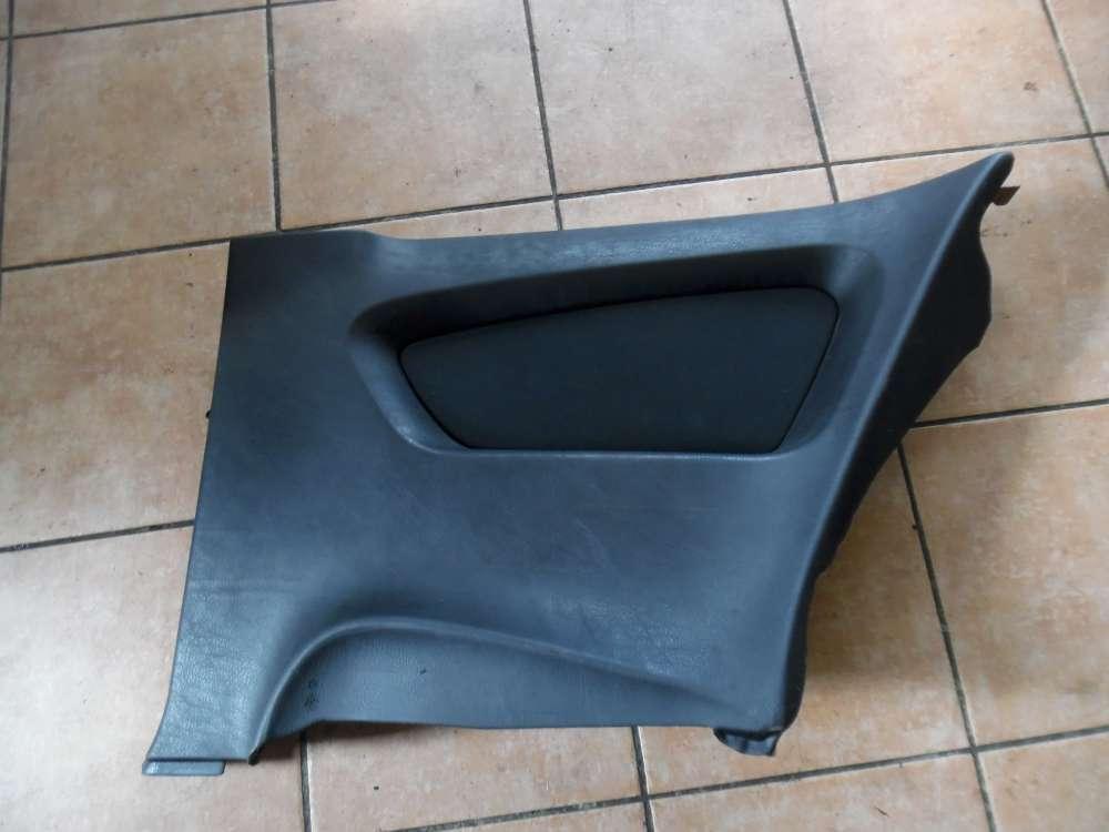 BMW E46 316ti Seitenverkleidung Türpappe Hinten Rechts 8267084