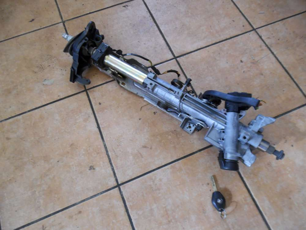 BMW E46 316ti Lenksäule Zündschloss mit Schlüssel 6751674