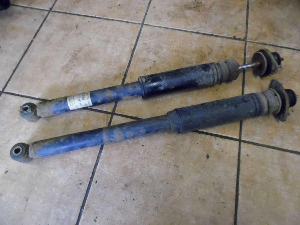 BMW E46 316ti Stoßdämpfer Dämpfer Hinterachse 1095647