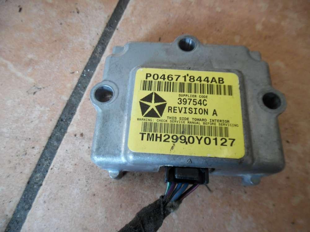 Chrysler PT Cruiser Steuergerät Airbag Crashsensor Rechts P04671844AB