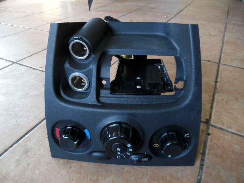 Hyundai Santa Fe Heizungsbetätigung Klimabedienteil mit Rahmen 97250-26xxx