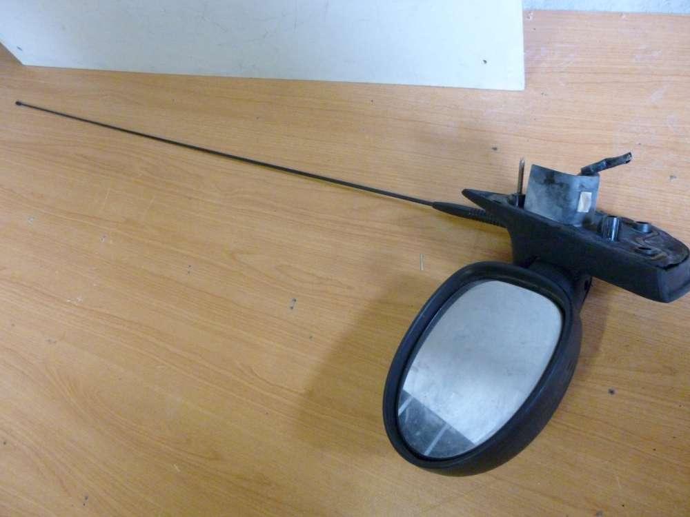 Renault Twingo I C06 Außenspiegel elektrisch mit Antenne Links 014001