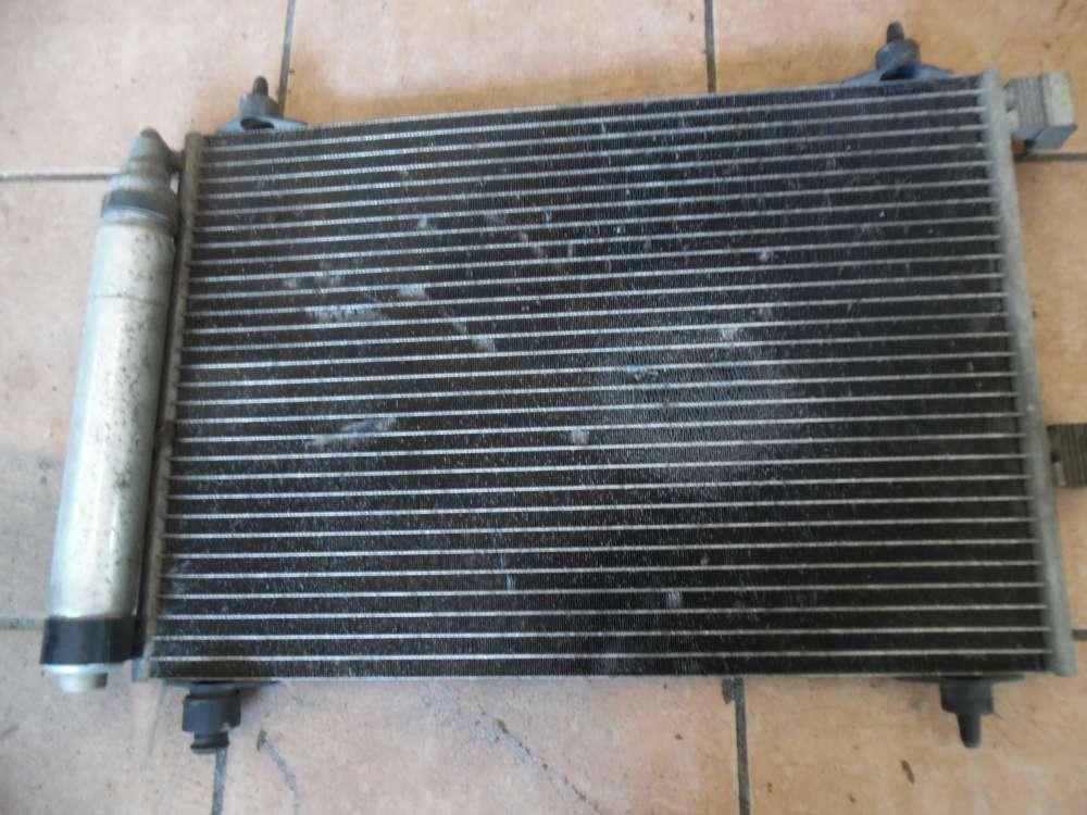 peugeot 307 Klimakondensator Valeo 9638420280