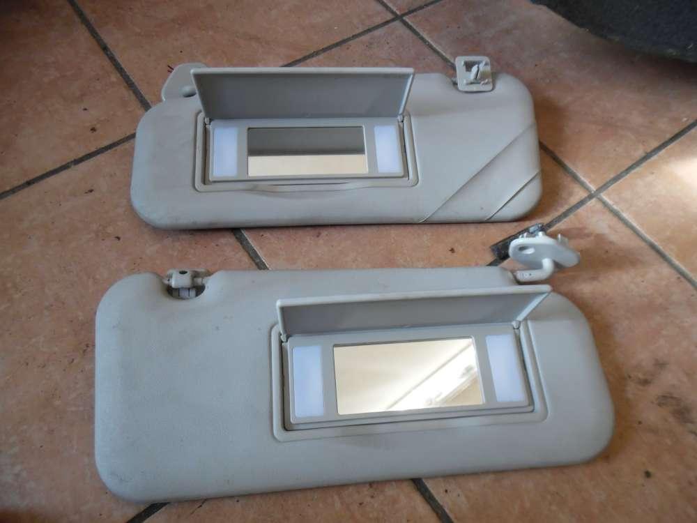 peugeot 307 Sonnenblende mit Beleuchtet Rechts / Links