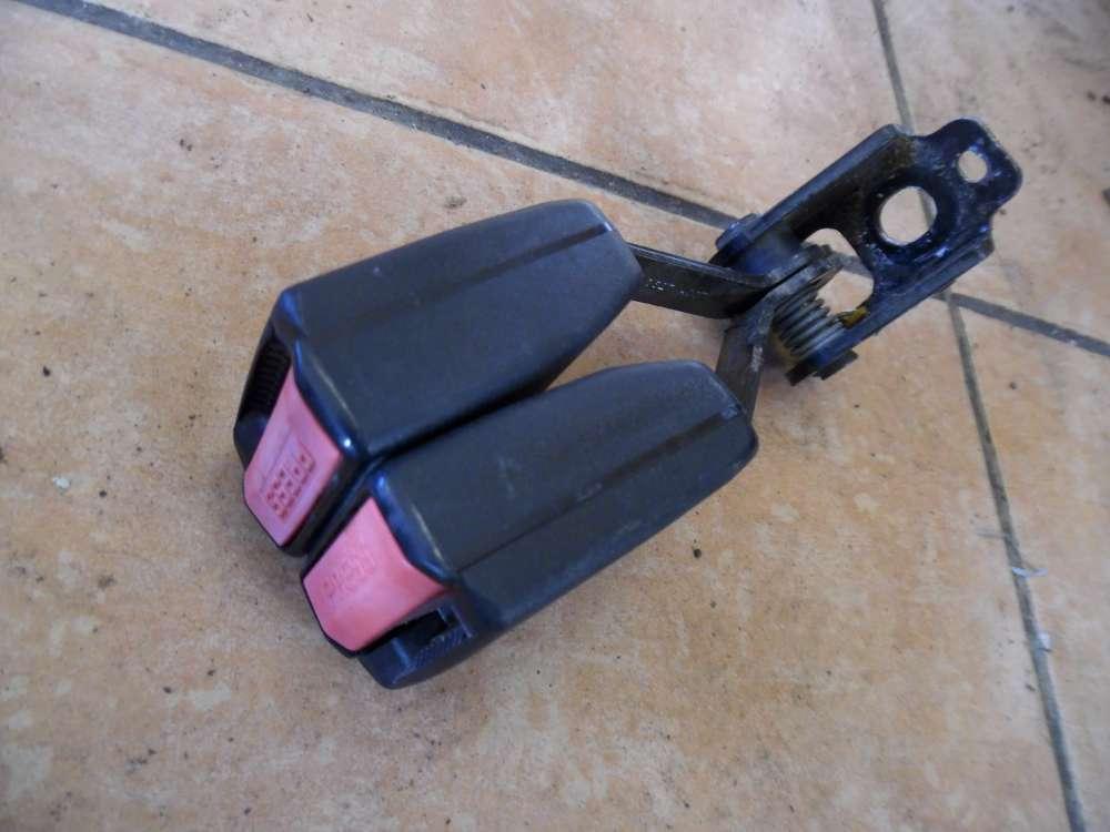 Peugeot 307 Gurtschloß Hinten Rechts