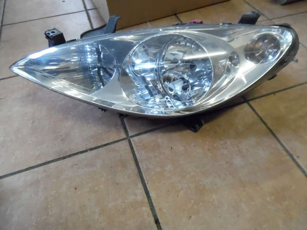 Peugeot 307 Scheinwerfer Links 9634369580