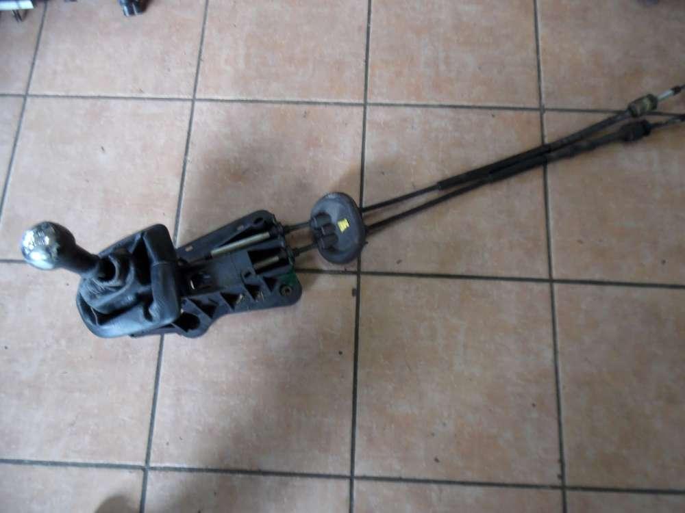 Peugeot 307 Schaltkulise Schaltseile Schalthebel 5-gang 9650994580