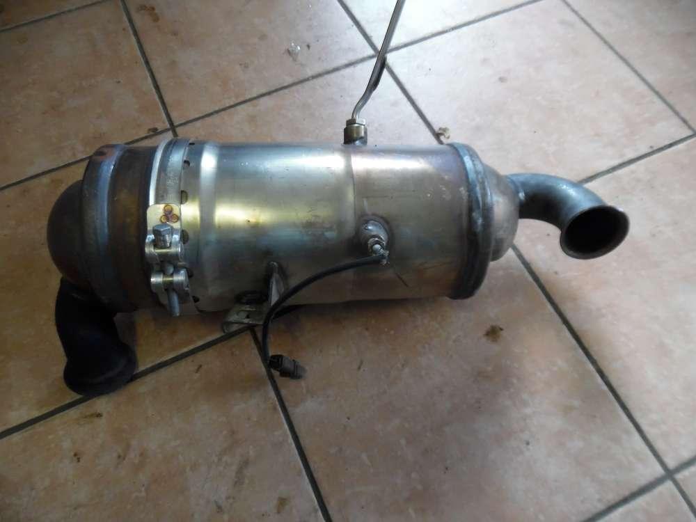 Peugeot 207 1,6HDi Dieselpartikelfilter Partikelfilter