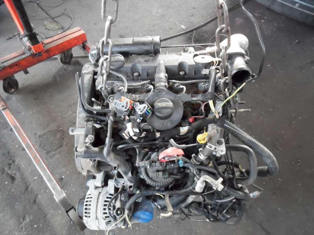 Peugeot 307 RHS 2,0 HDI Bj:2003 292,839KM  Motor
