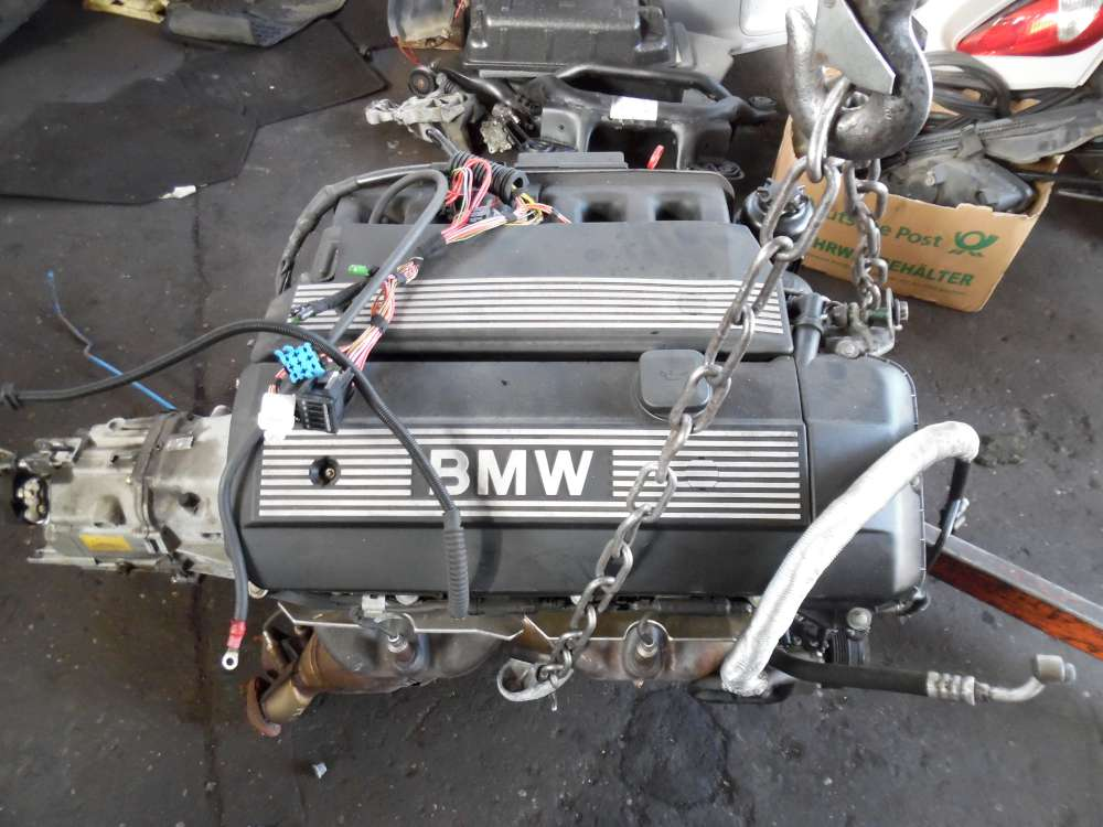BMW E46 316ti Compact Bj:2002 Motor 199,297KM