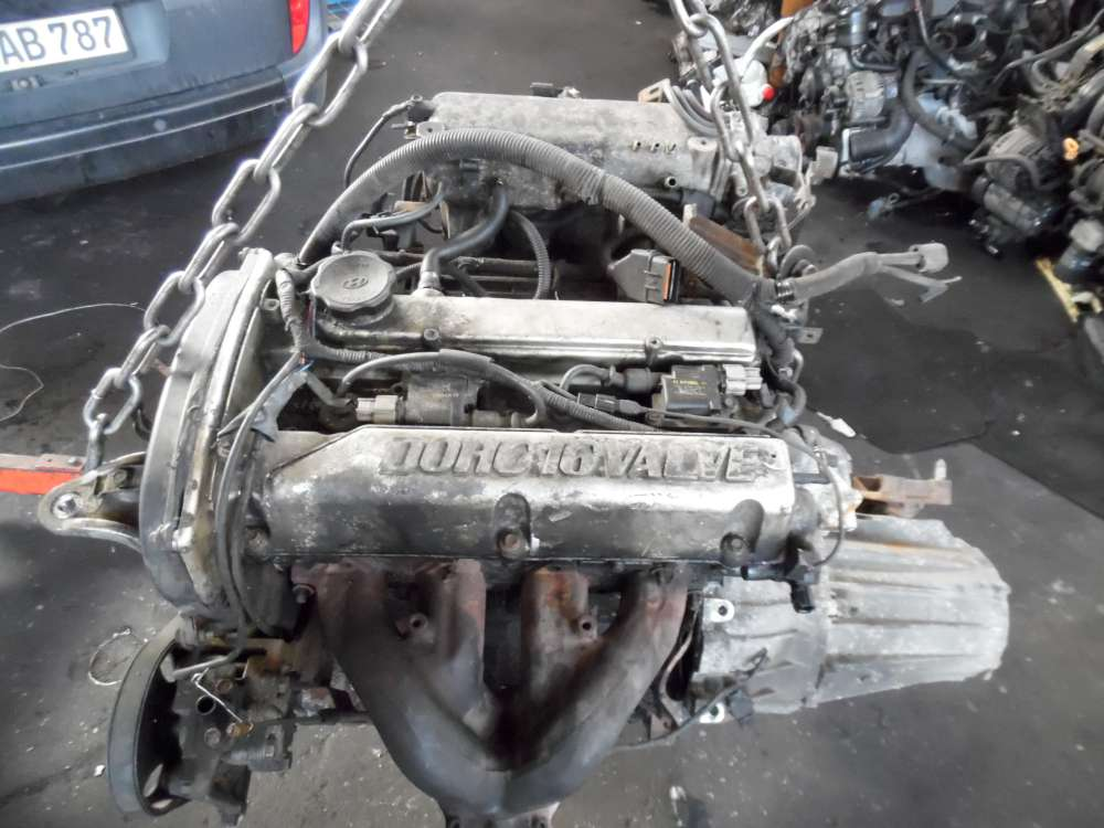 Hyundai Santa Fe SM 2.4L Bj:2001 Benzinmotor Motor 275,632KM