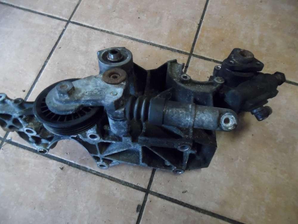 VW Passat 3BG 1,9TDi Servopumpe, kompressorhalter und  Riemenspanner 038903143 / 8D0145156 / 038145283