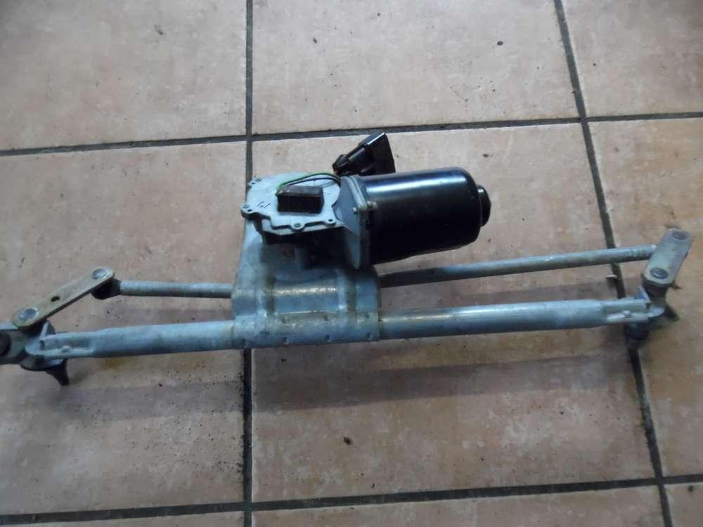 Opel Corsa B Wischermotor mit Gestänge Vorne