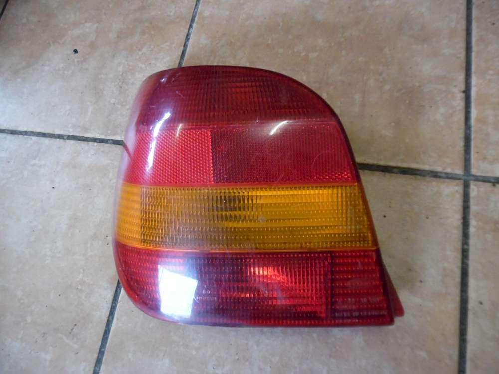 Ford Fiesta III MK3 Rückleuchte Rücklicht Linls