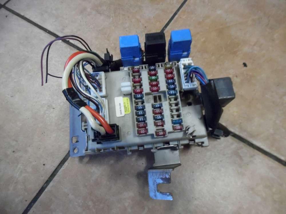 Nissan Almera Tino Sicherungskasten 24350BU200
