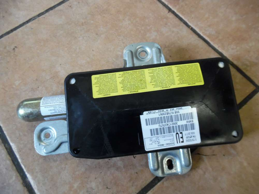 BMW E46 Sicherheitsmodul SRS Sidebag Vorne Links 30821743707U