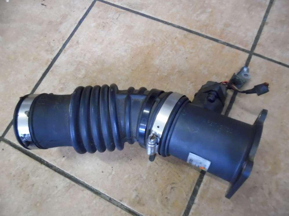 Nissan Almera Tino Luftmassenmesser mit Ansaugschlauch 0986280232 Bosch 0280219005