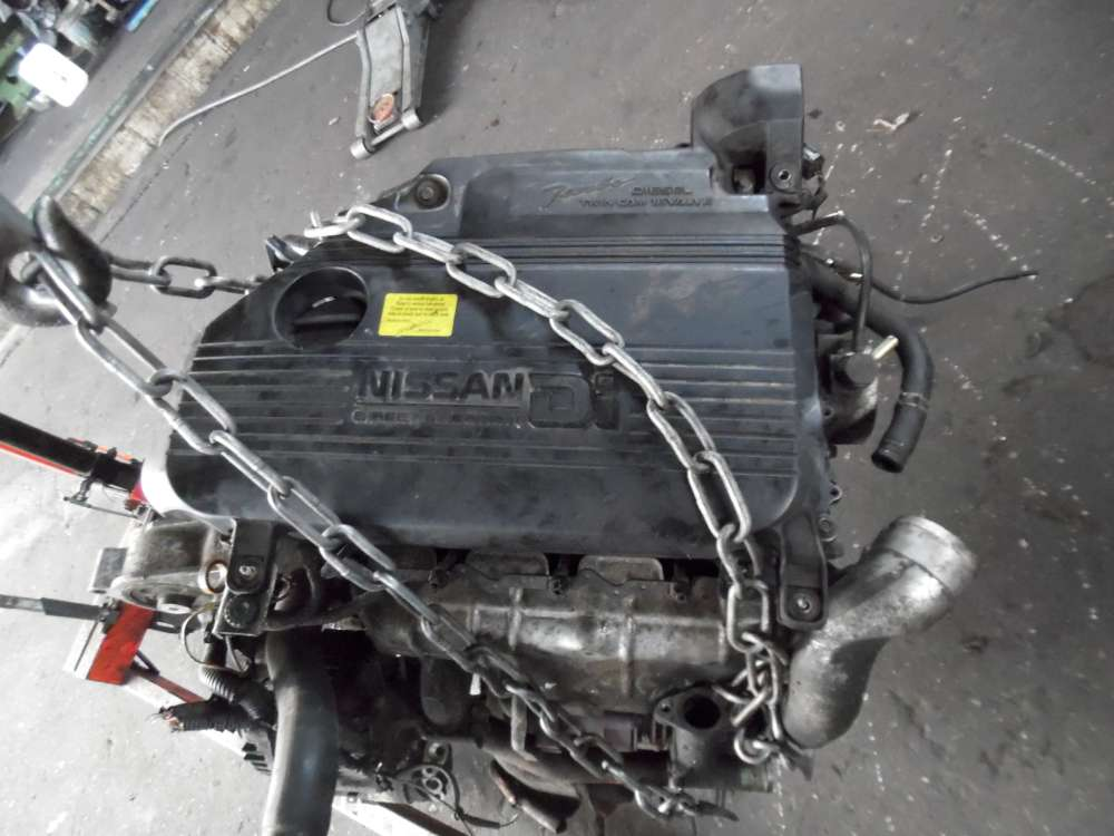 Nissan Almera Tino 2.2DCI Motor Diesel YD22DDTi