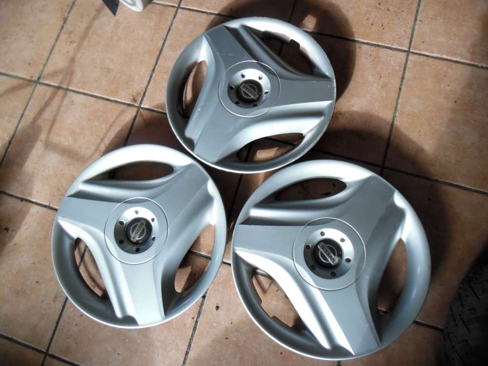 Nissan Almera Tino 3X Radkappe 15Zoll 40315-BU001
