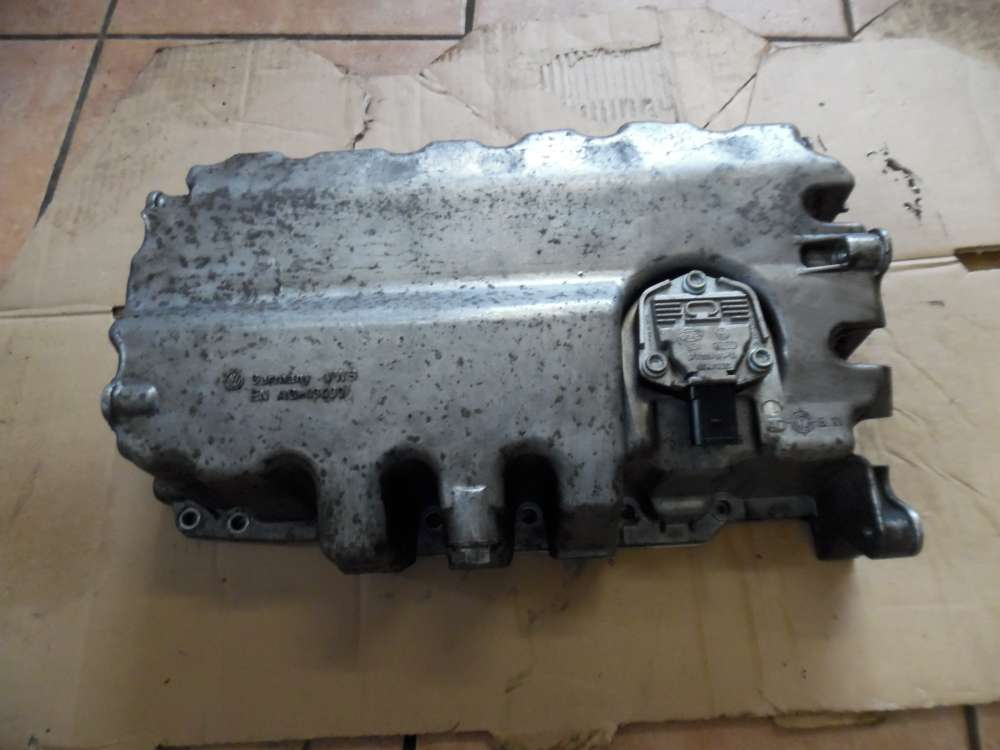 VW, Audi A4 1.9 Tdi Ölwanne Motorwanne 03G103603  AHB GD01456