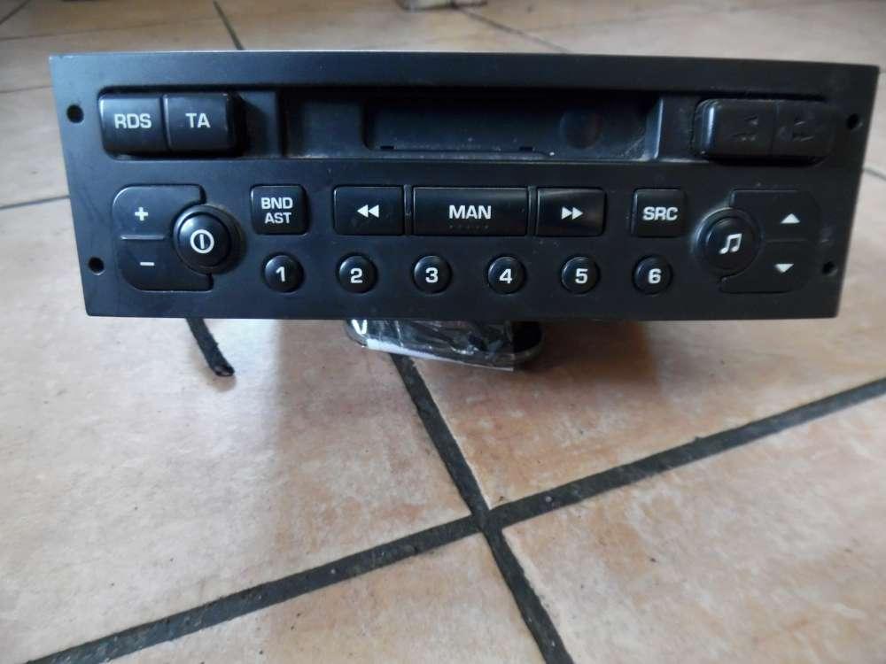 Peugeot 307 Autoradio Kassettenradio 964544367700