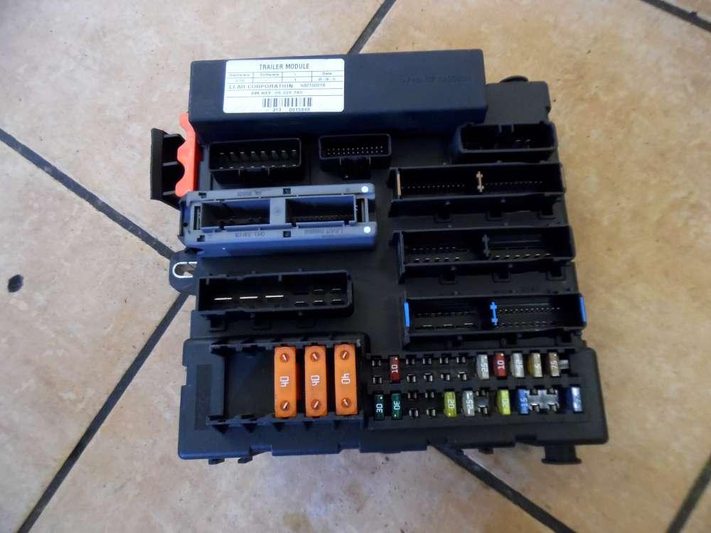Opel Signum Vectra C Sicherungskasten Zentralelektronikbox 09226740