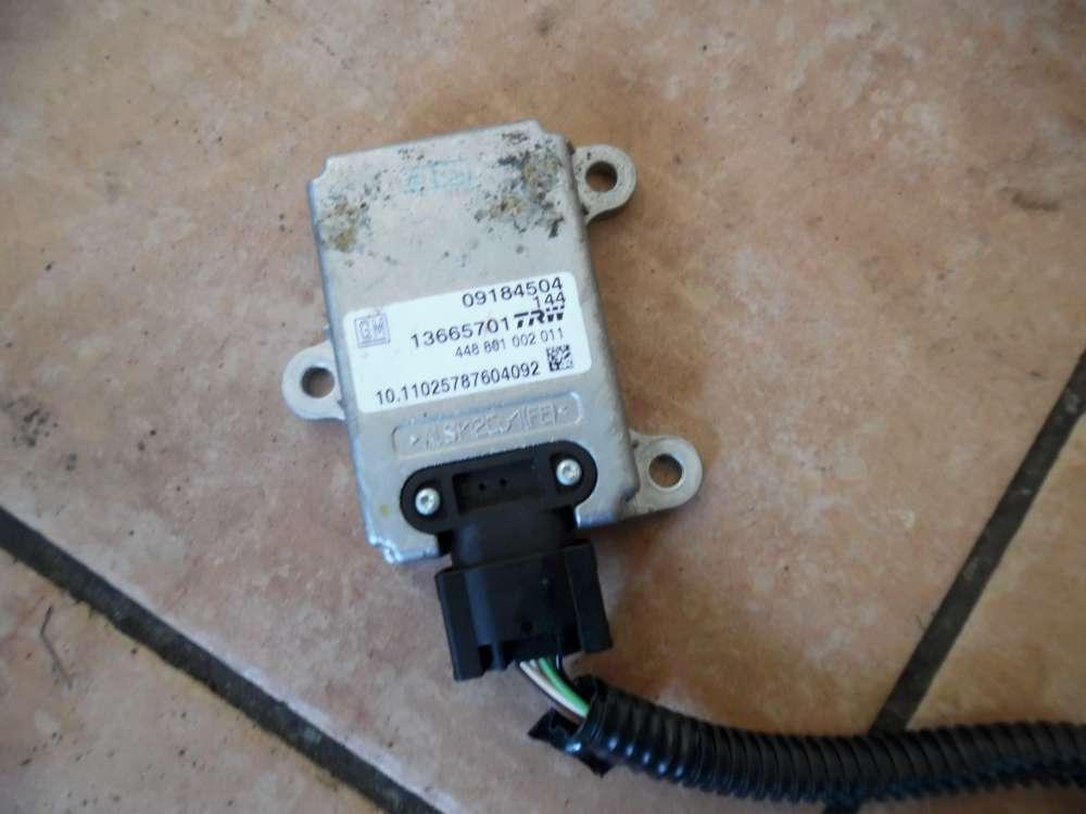 Opel Signum Vectra C ESP Steuergerät 13665701 09184504