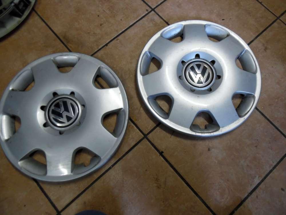 VW Polo 9N 2x Radkappe Radzierkappe 14 Zoll 6Q0601147