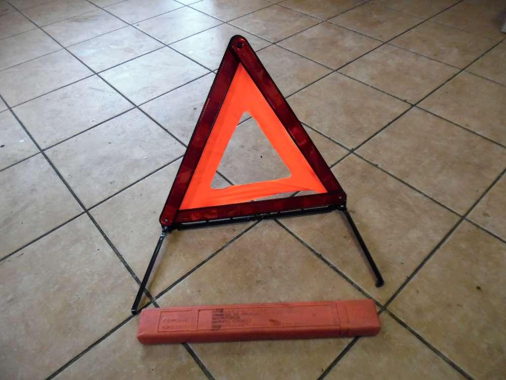 Warndreieck Dreieck Von Notfall Auto 27R 033091
